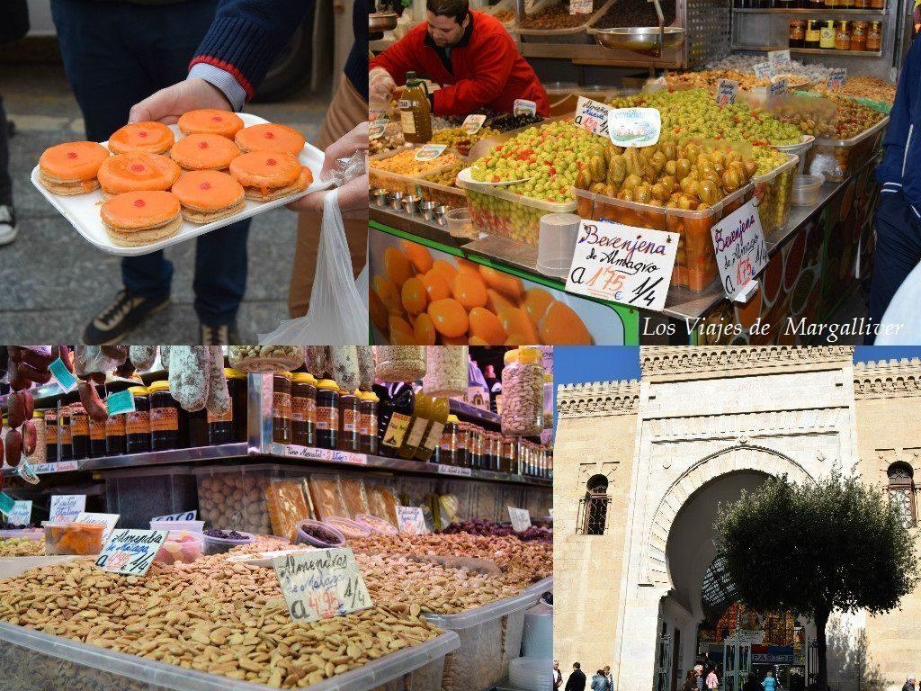 Ruta por Málaga, mercado atarazanas de malaga - los viajes de margalliver